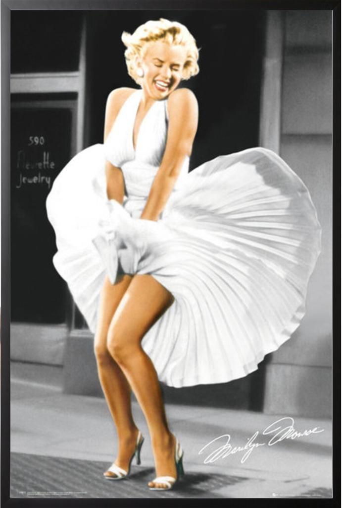 MARILYN MONROE poster 24x36 brand new and shrink wrapped