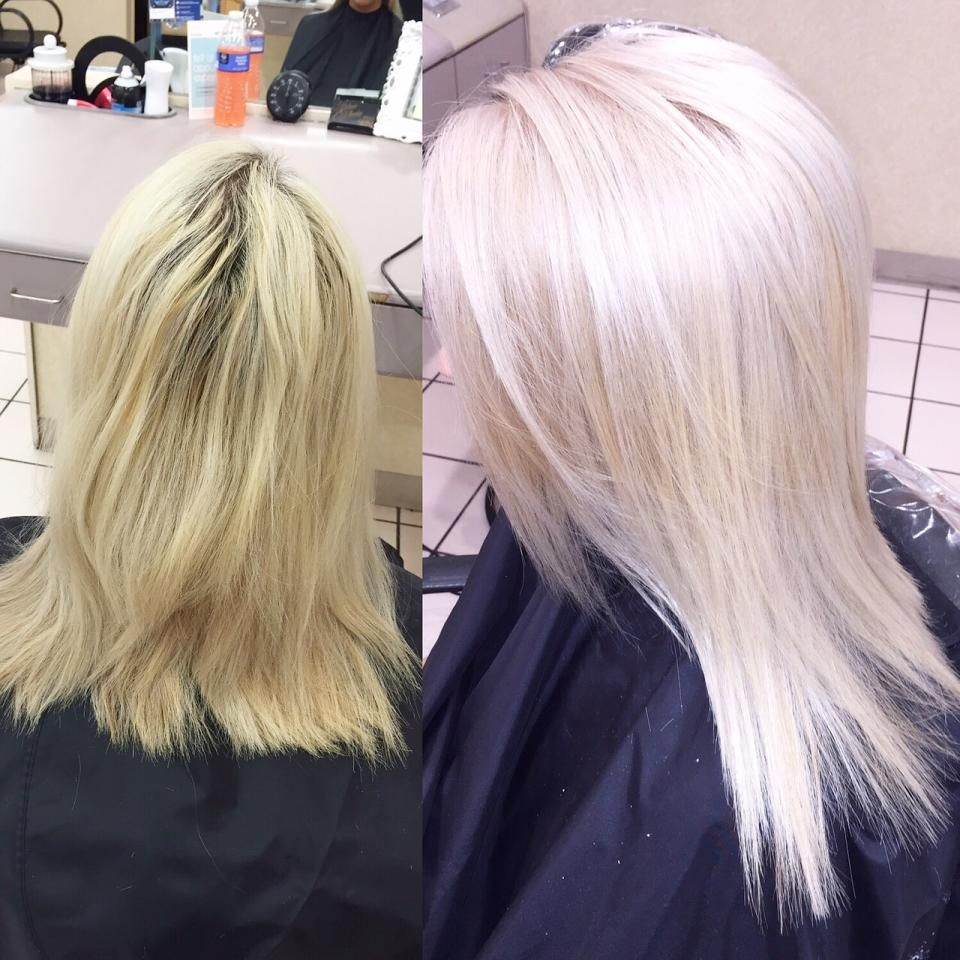 Light Cool And Kicked Up A Notch Hair Color Formulas Matrix