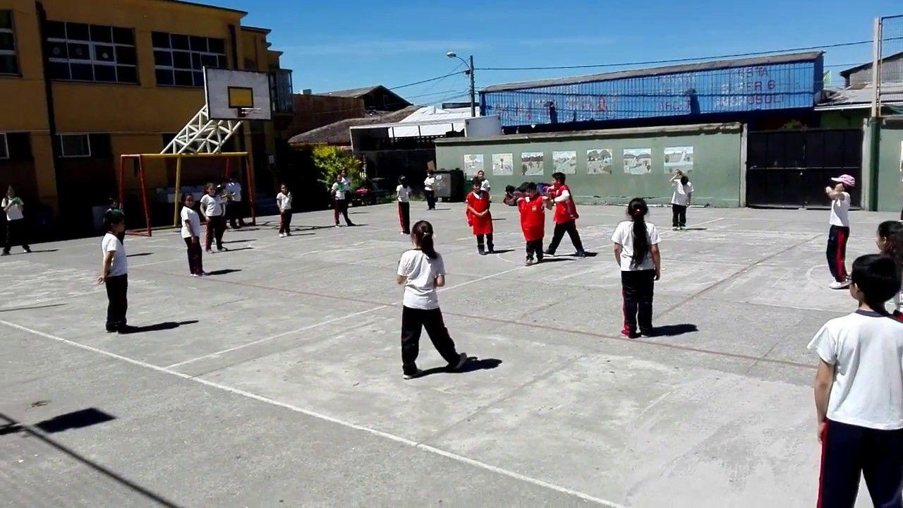 Juegos Educación Física Que No Atrapen El Cono | Educacion
