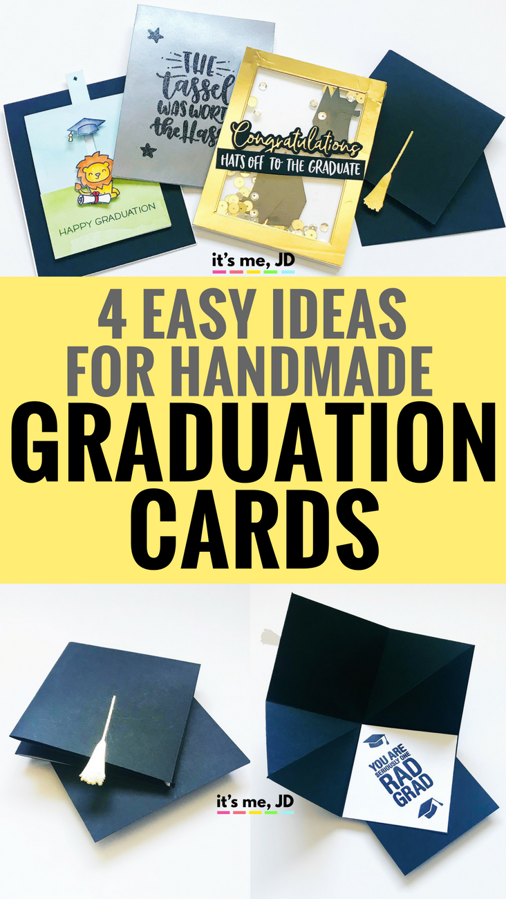 easy diy graduation card ideas graduation cards card ideas and