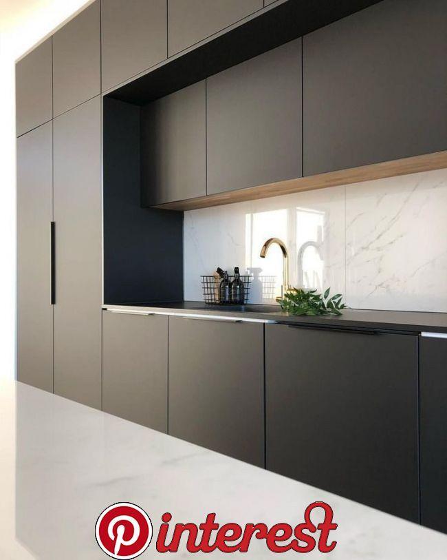Bodenbelag Bodenbelag Black Kitchen Decor Kitchen Room Design Modern Kitchen Design
