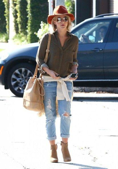 Julianne Hough Photos Photos: Julianne Hough Goes Shopping in LA #juliannehoughstyle