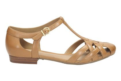 615c1b625cc04 Womens Casual Shoes - Henderson Luck in Tan Leather from Clarks shoes I may  have gone a bit mad.