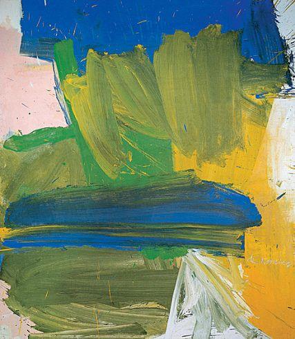 Collection Online | Willem de Kooning. Villa Borghese. 1960 - Guggenheim Museum