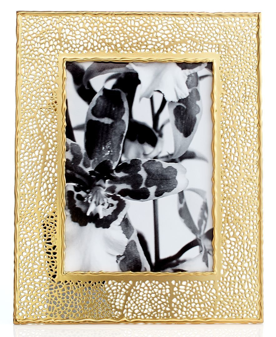 Michael Aram - \'Gooseberry\' Collection - Picture Frame: 5x7 ...