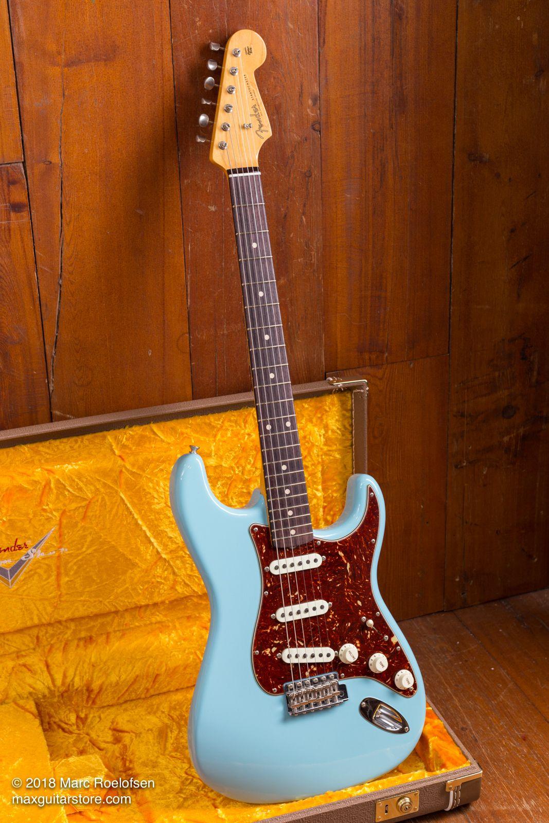 2018 Fender Custom Shop 60's Stratocaster, Lush Closet