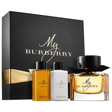 Black Gift Ideas My SetsephoraGifts Burberry QxhtsdCr