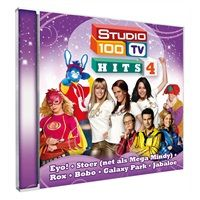 Studio 100 Cd - TV Hits Volume 4 9.99