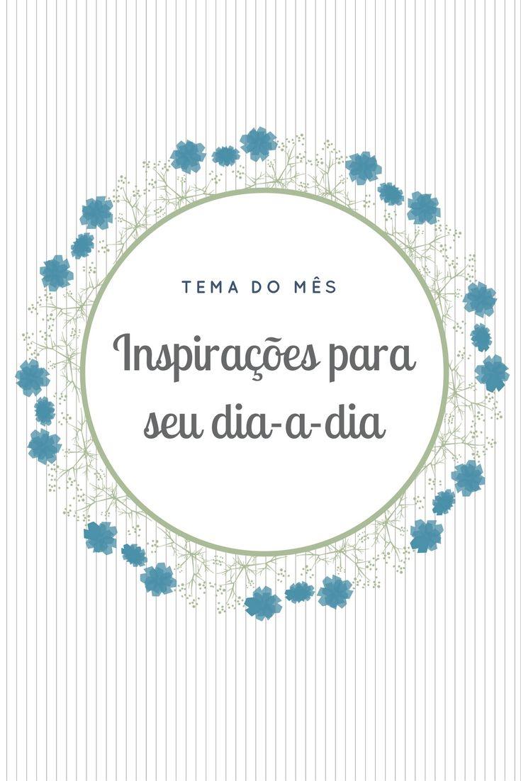 Temas para ajudar no seu dia-a-dia, para lhe inspirar Leia mais em perdidaentrecontos.blogspot.com