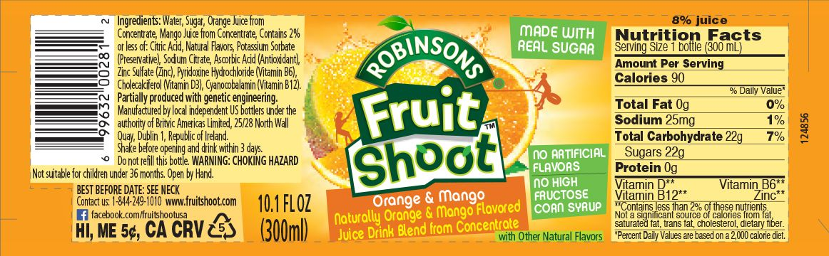 Back to School Extravaganza ~ WIN: Fruit Shoot Prize Package #247moms