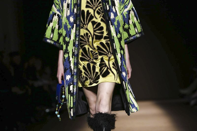 Andrew GN Ready To Wear Fall Winter 2015 Paris - NOWFASHION