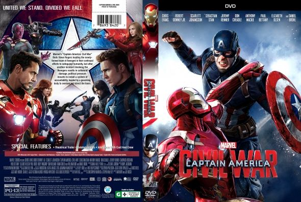 Captain America Civil War Latino Ingles Captain America