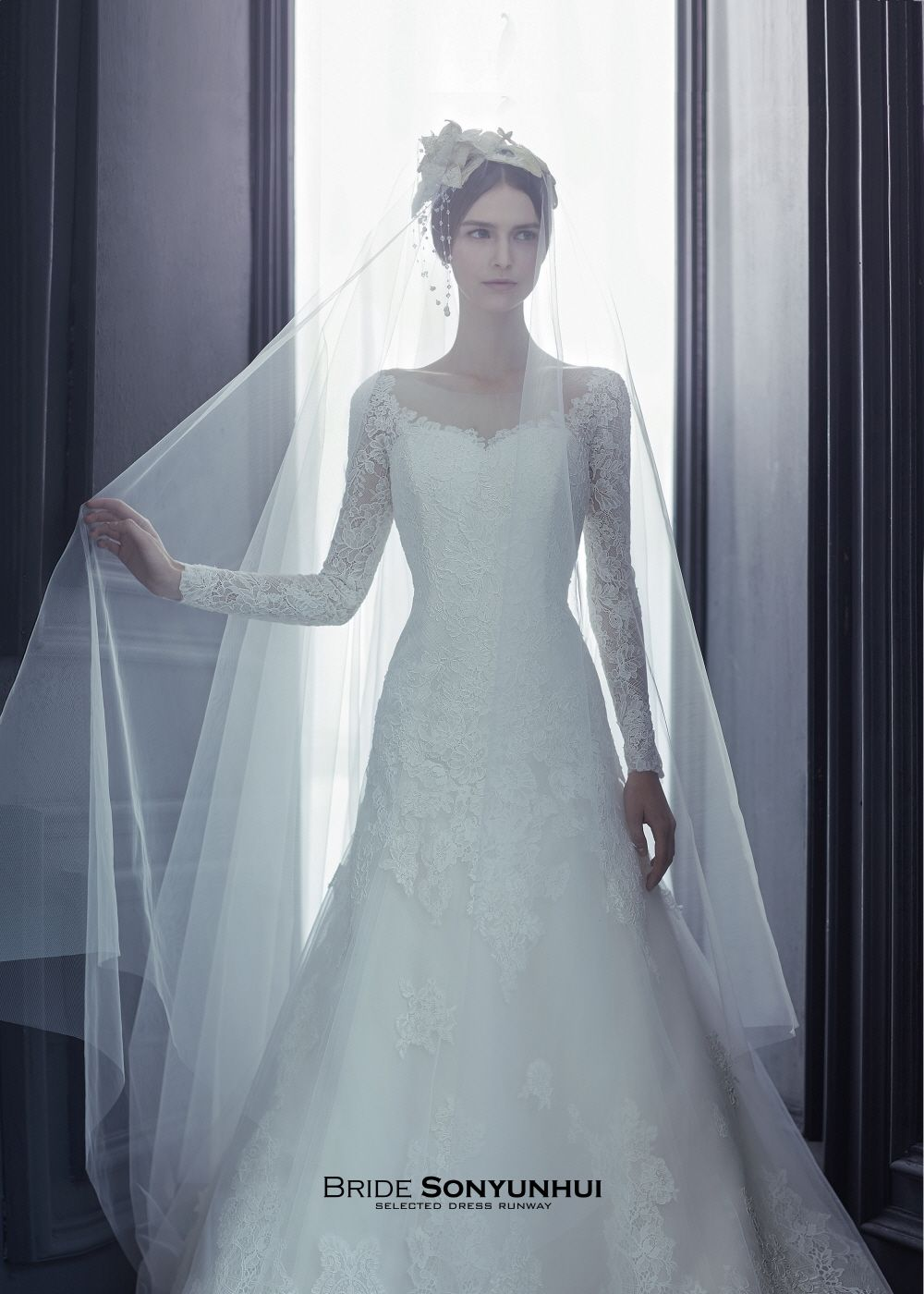 BRIDE SONYUNHUI VIDEO 26   wedding dresses   Pinterest