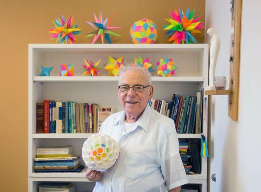 mathematician Father Magnus Wenninger