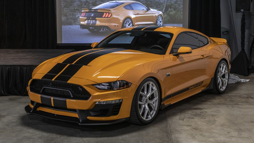2019 Shelby Gt S Mustang Is A Supercharged Rental Car Not For