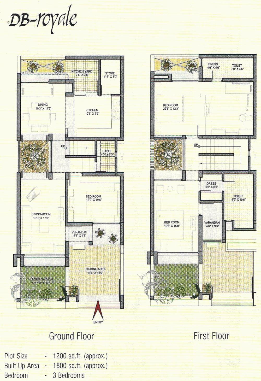 House floor plan marla in bahria town lahore architecture design   pinterest plans also rh