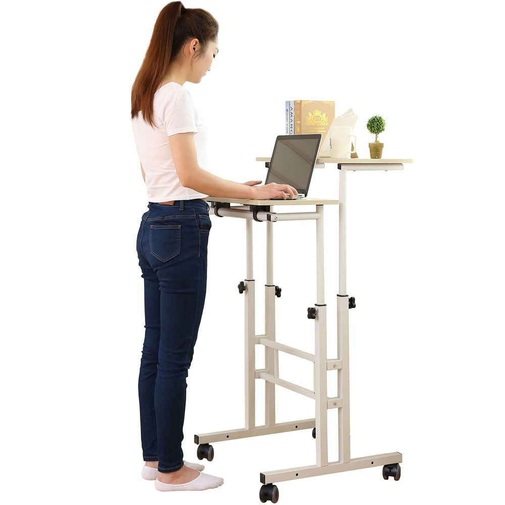 SDADI Multi-functional Study&office Standing Desk Is With