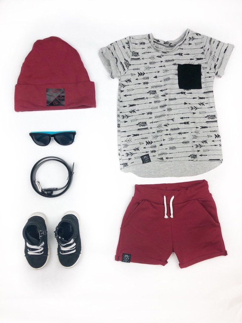 d6757a44c This outfit is perfect for all the cool little boys out there! #babyboy  #babyhipster #coolboy #boyfashion #toddlerfashion
