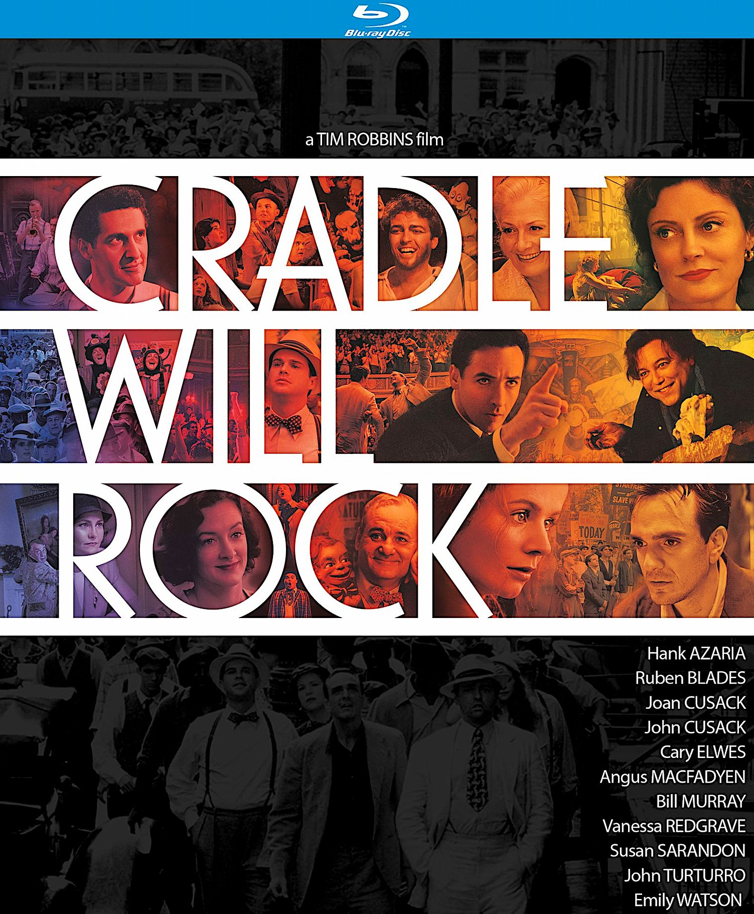 CRADLE WILL ROCK BLU-RAY (KINO LORBER) | RECENT AND UPCOMING