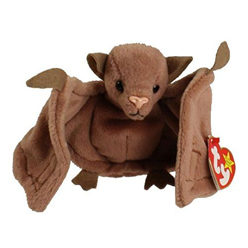 4927051cf17 Batty the Bat Brown Version Pink Nose Ty Beanie Babies     Check out this  great product.Note It is affiliate link to Amazon.