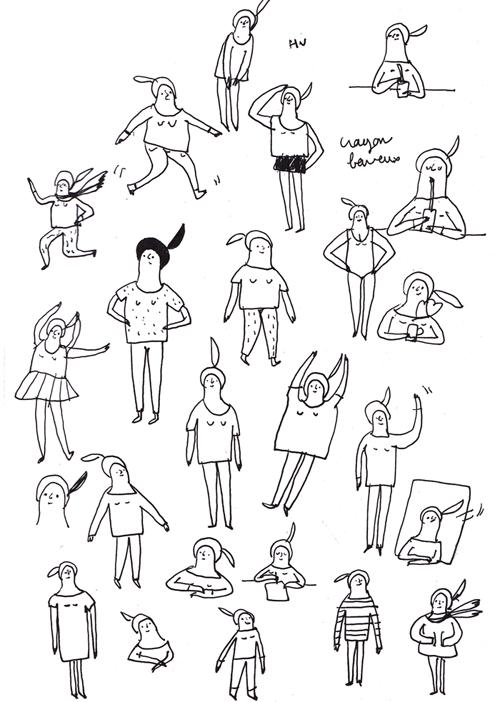 Simple But Expressive Kryll Cartoons En 2019 Pinterest