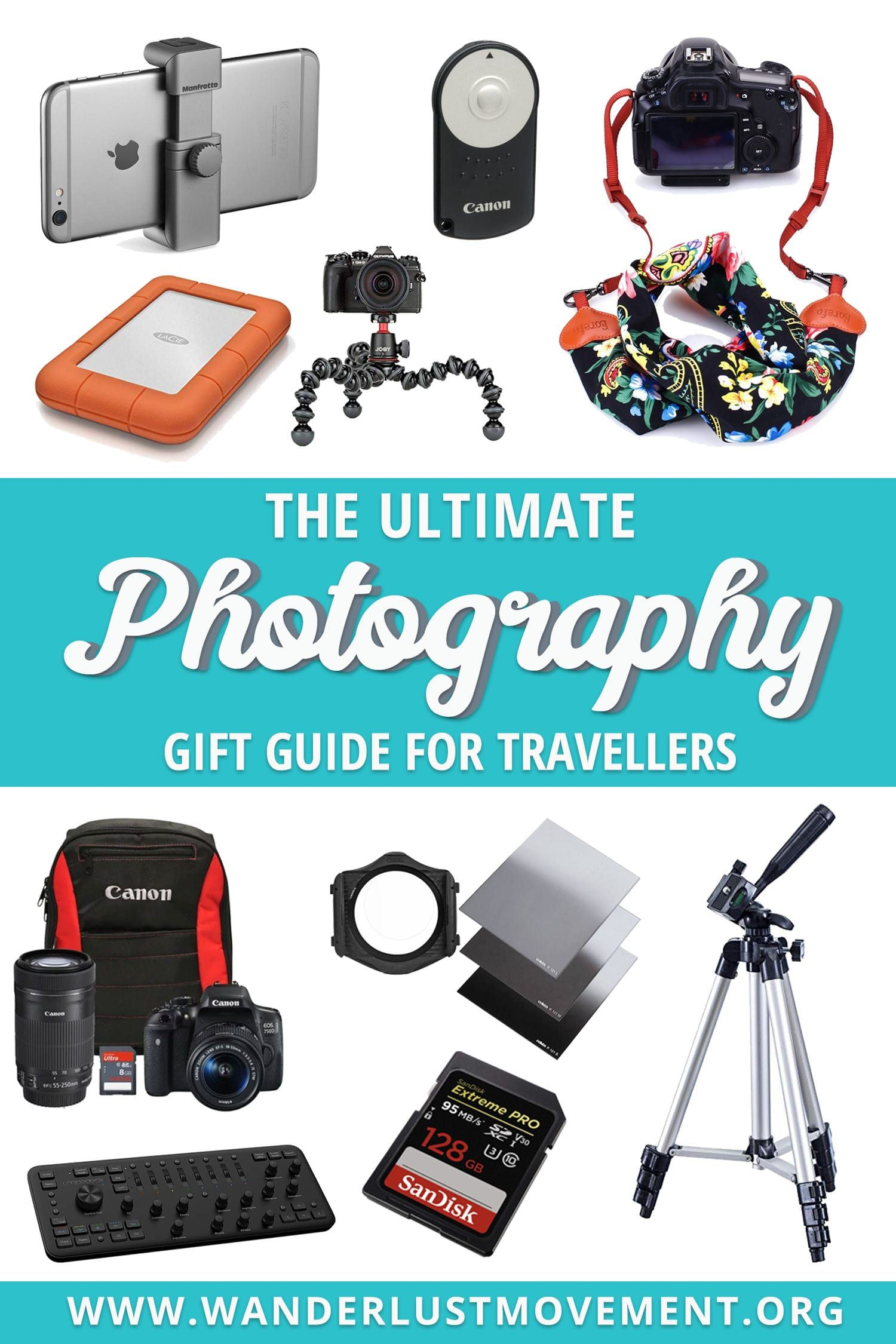 Gifts For Photographers Uk