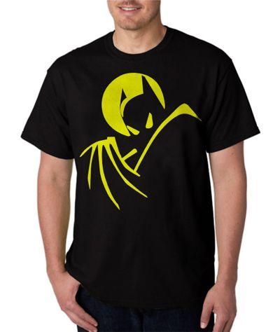 88d509f09 New Rare Batman Superhero Men Black T-Shirt - T-Shirts