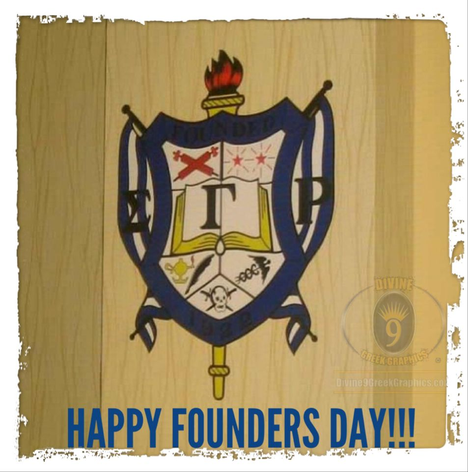 Happy founders day to the ladies of sigma gamma rho sorority inc happy founders day to the ladies of sigma gamma rho sorority inc receive 50 off your divine 9 greek graphic all day long 2 layouts to choose from biocorpaavc Images