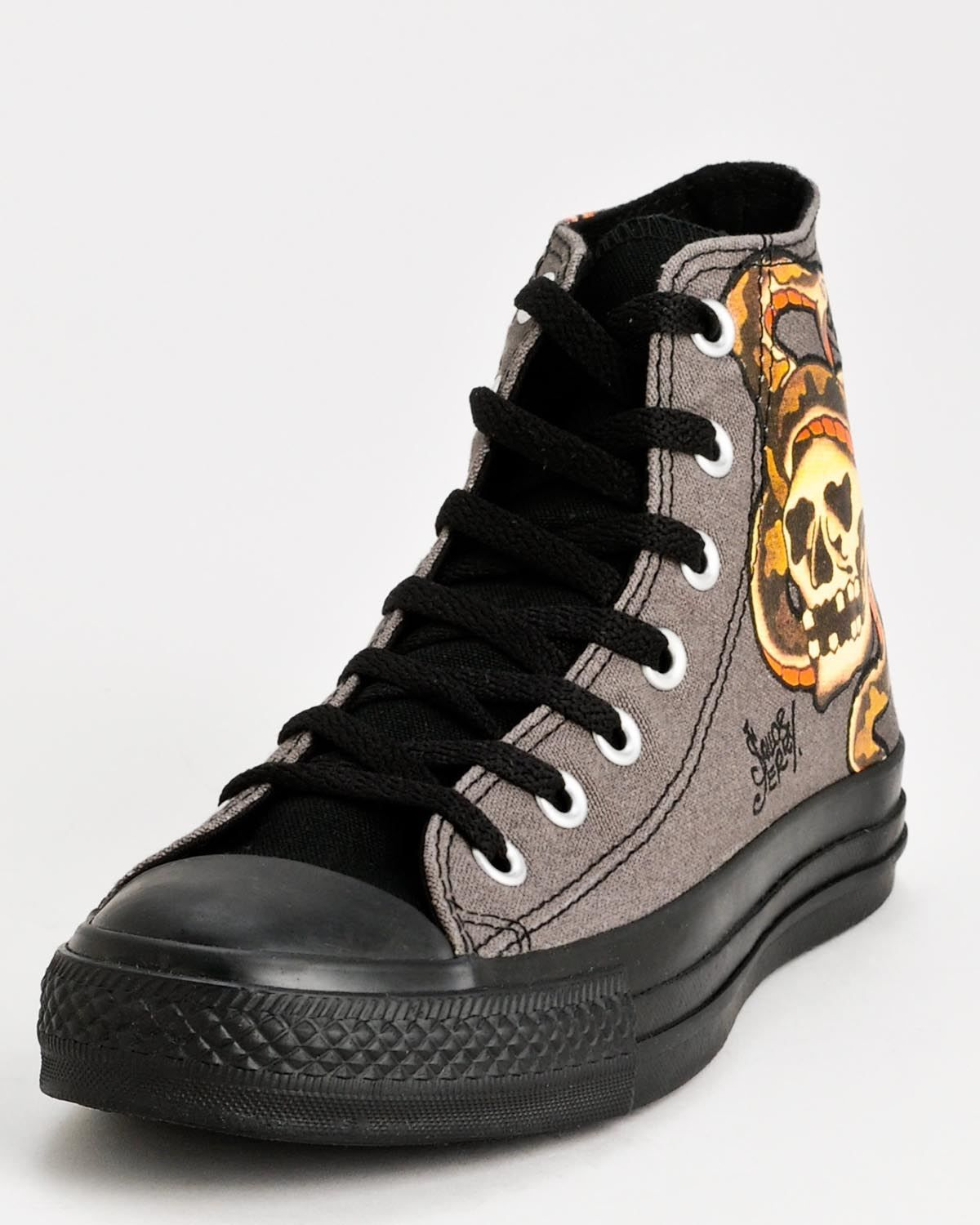 ee84887e69e4 Product Name Converse All Star Chuck Taylor Sailor Jerry Hi-Top Unisex  Sneakers at Modnique.com