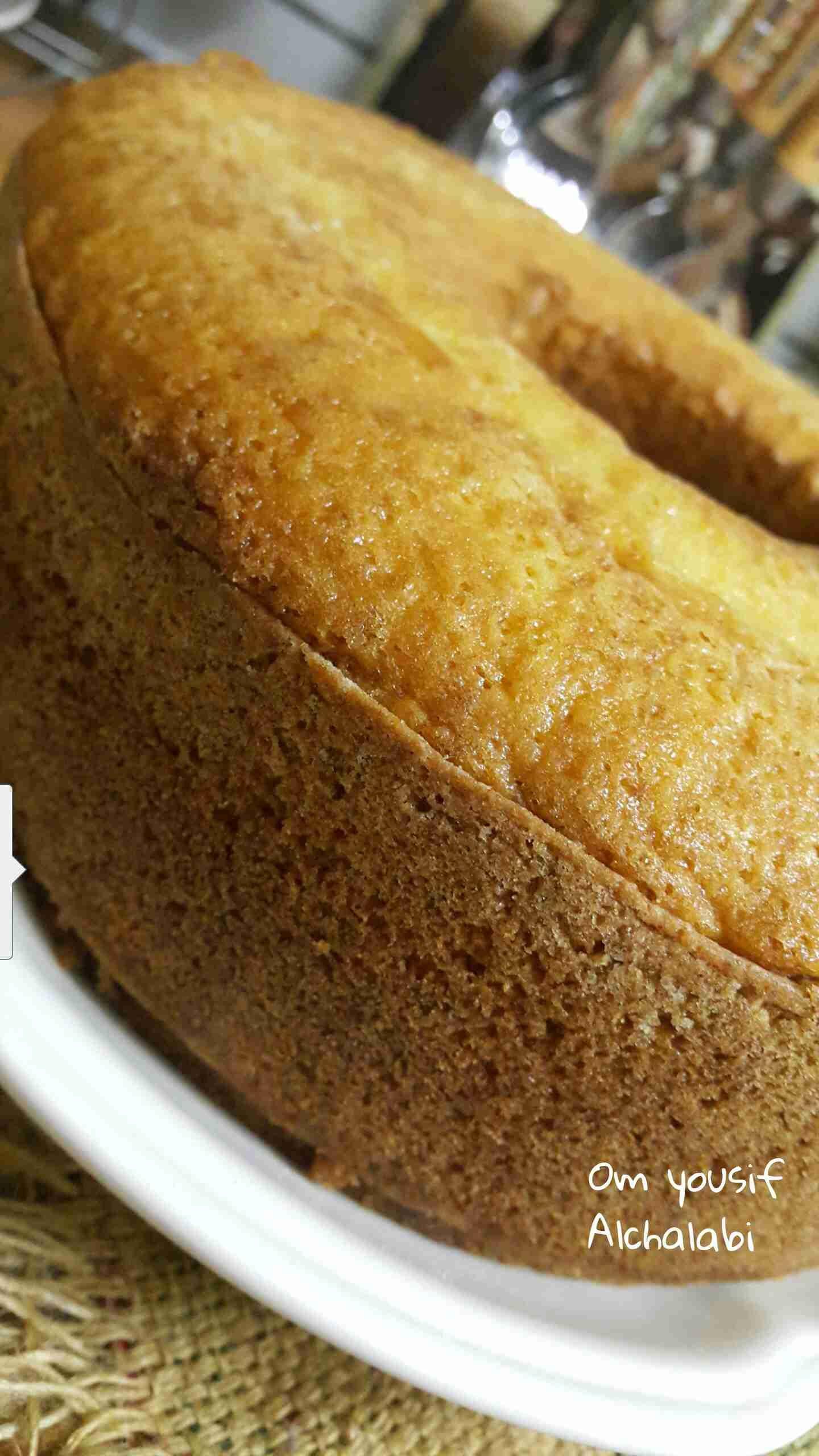 كيك أقتصادي أو الكيكة العادية أزكى كيكة مع كاسة الشاي زاكي Arabic Dessert Arabic Food Cooking Recipes