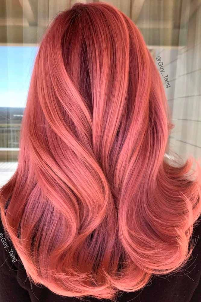 18 Flirty Pink Hair Ideas For You