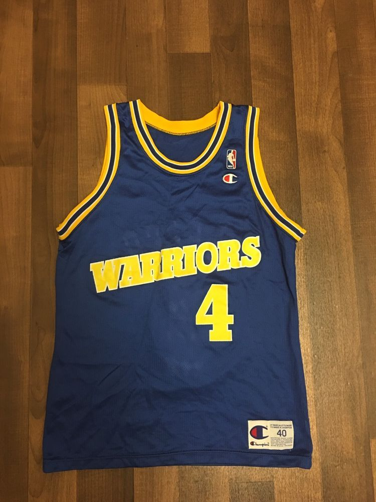 detailed look 087df 4206d VTG Golden State Warriors Chris Webber Jersey | eBay | 80s ...
