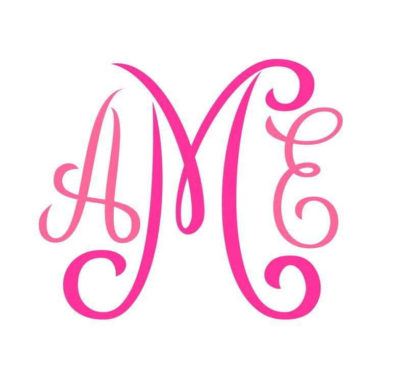 Download All Fonts   Free monogram fonts, Free fonts handwriting ...