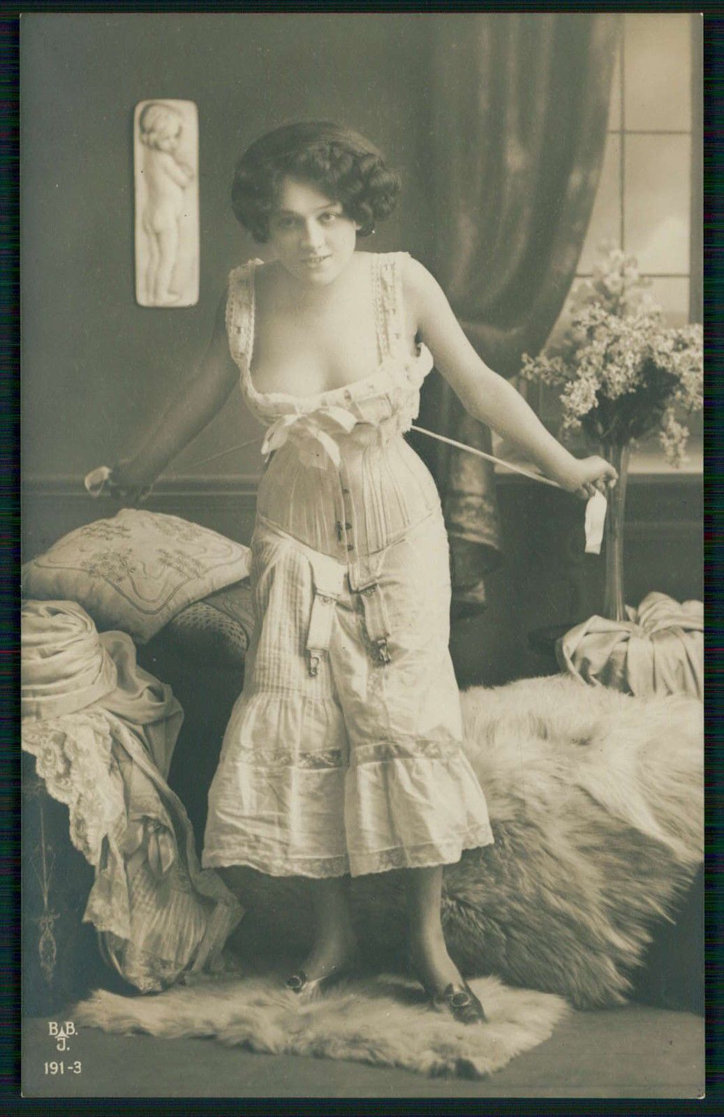 image Rare antique porn early 1900s a free ride