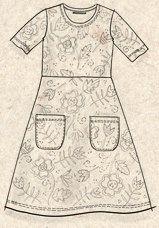 Kleider - ausgefallen und bunt | Gudrun Sjödén