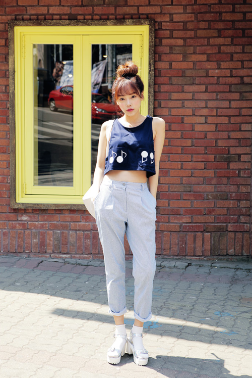 Official Korean Fashion Blog Summer