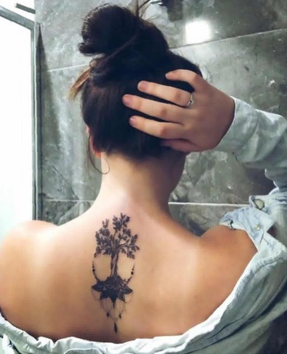 Sexy tattoo designs for girls