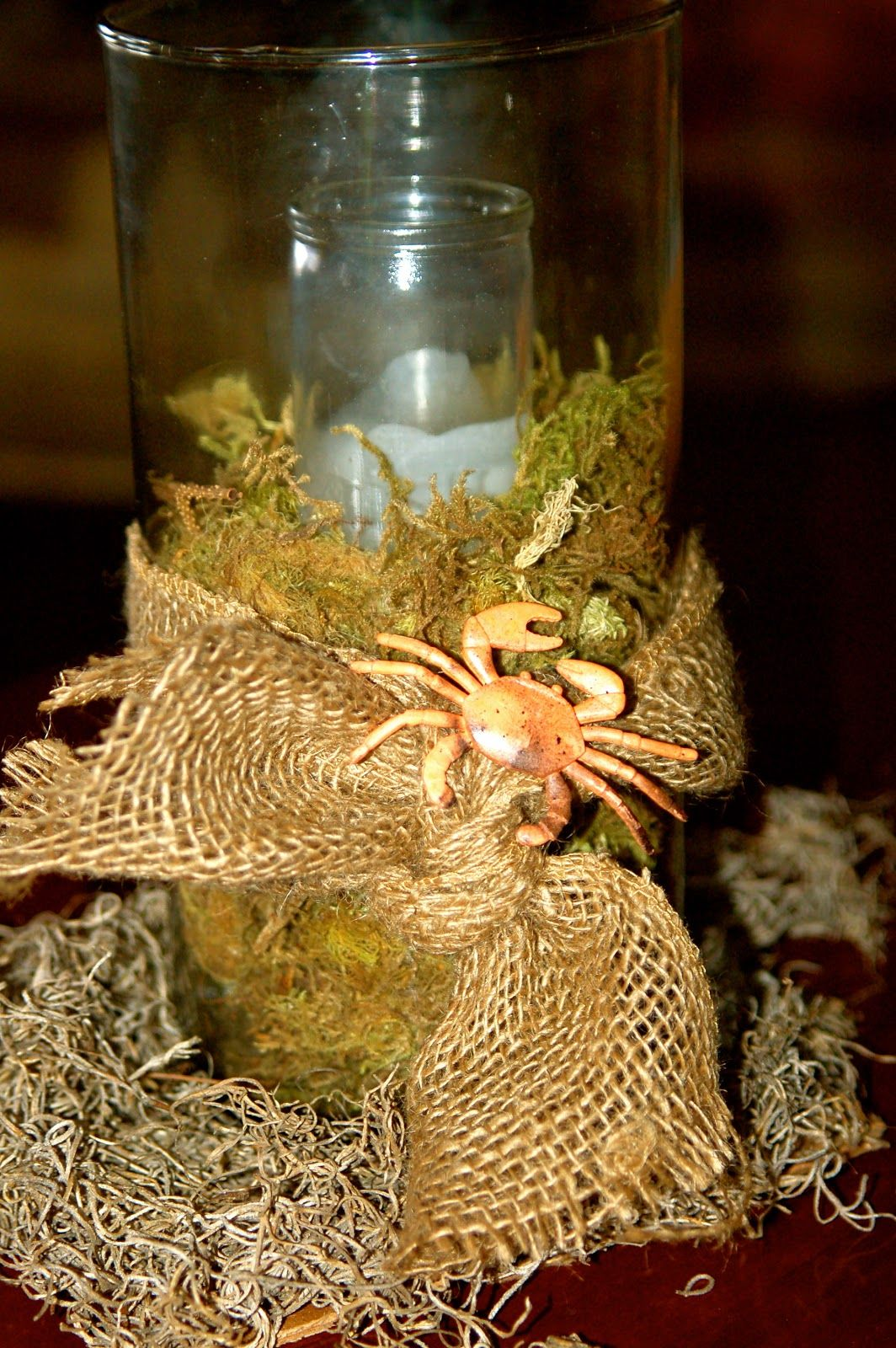 Samma's Spot: Swamp Party: Table Decorations