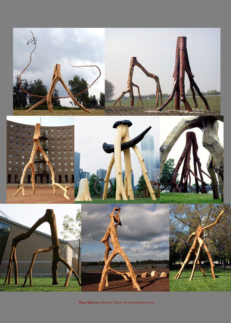Mari Shields, sculptor