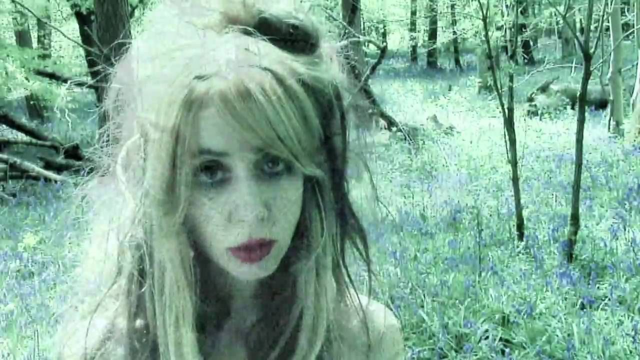 ruby throat 'in the arms of flowers' from the album 'out of a black cloud came a bird...' directed: c whittingham