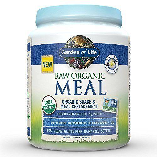 Garden Of Life Meal Replacement Raw Organic Fit Vegan