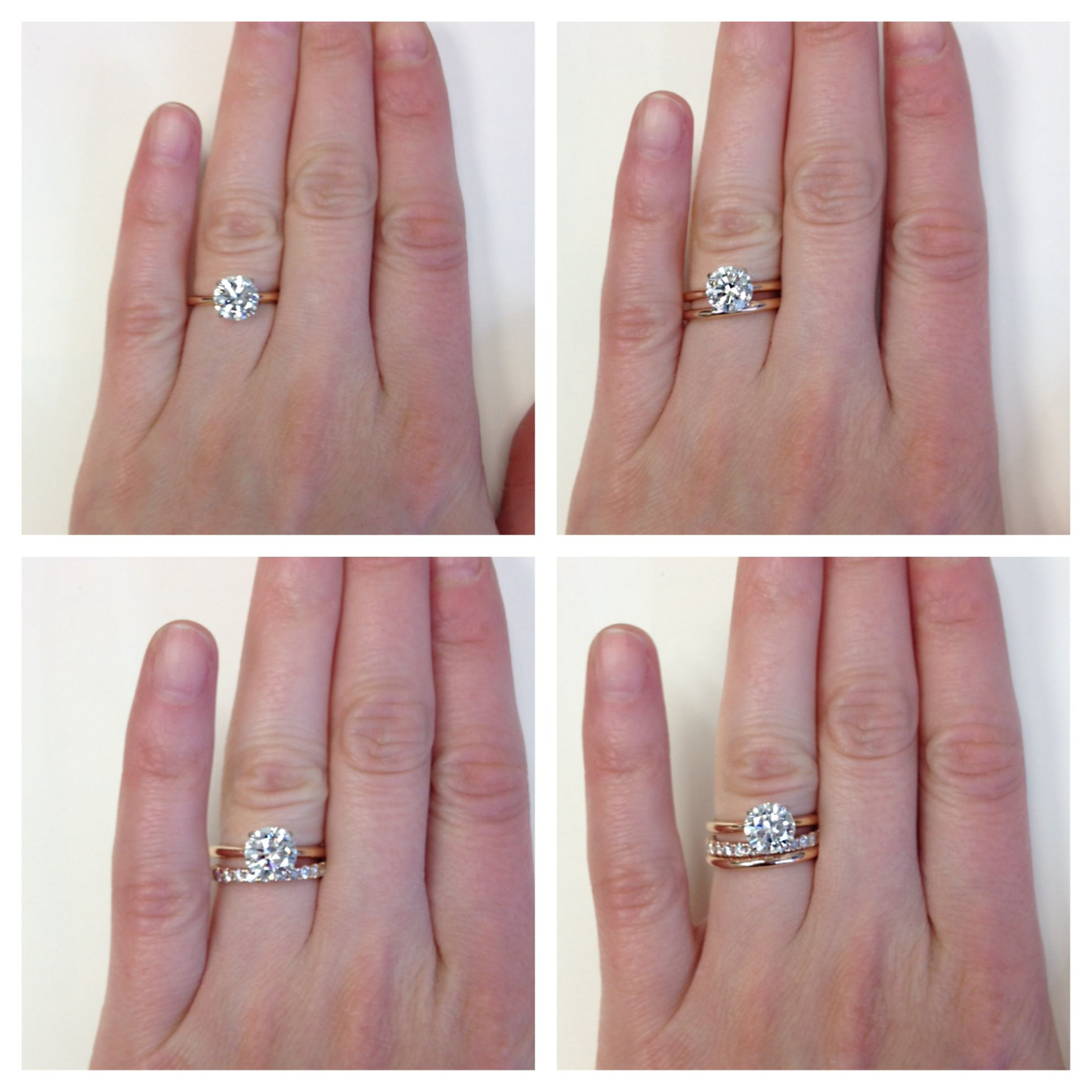 Types Of Ladies Wedding Rings How To Choose Your Signature Look Wedding Rings For Women Wedding Ring Bands Wedding Bands For Her