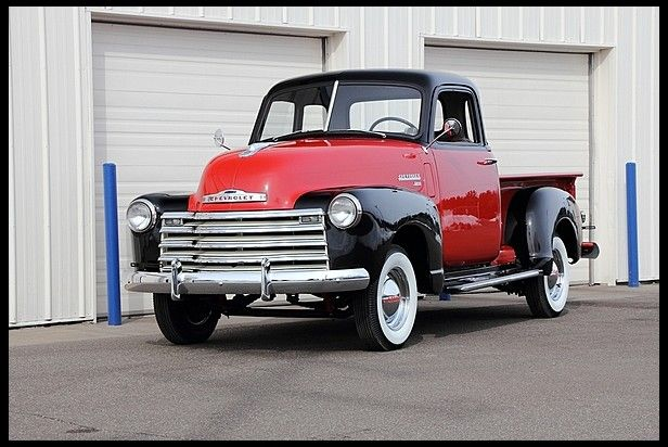 Pin By Staci Torgerson On Chevy Chevy Trucks Classic Pickup Trucks Antique Trucks