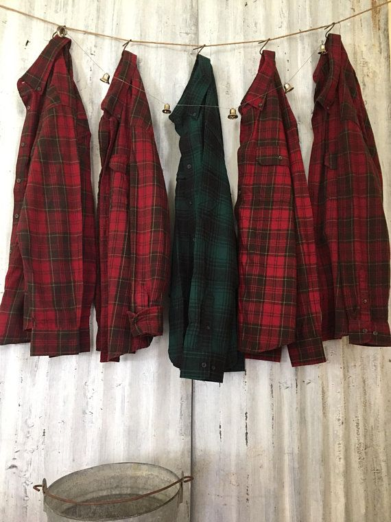 5 country christmas bridesmaid flannels mens oversized flannel cranberry red plaid shirt monogram bridal party flannels family photo shirts - Christmas Plaid Shirt