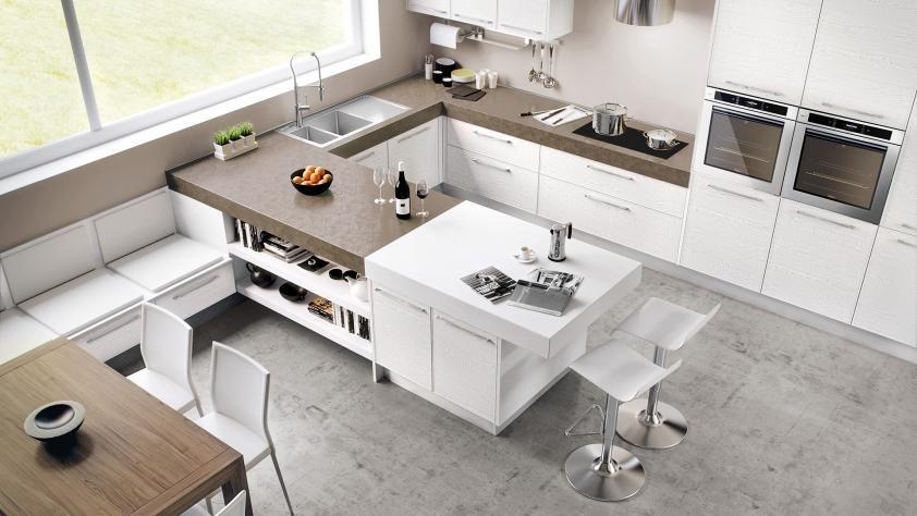 Adele project - Cucine Moderne - Cucine Lube | cocina MA ...