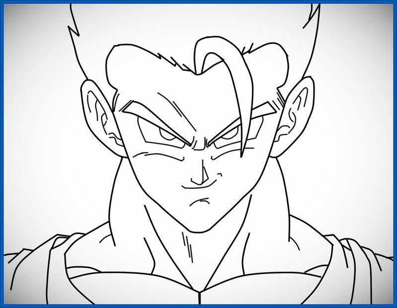 50 Imágenes De Goku Para Dibujar: Dibujos, Dibujos De Dragón
