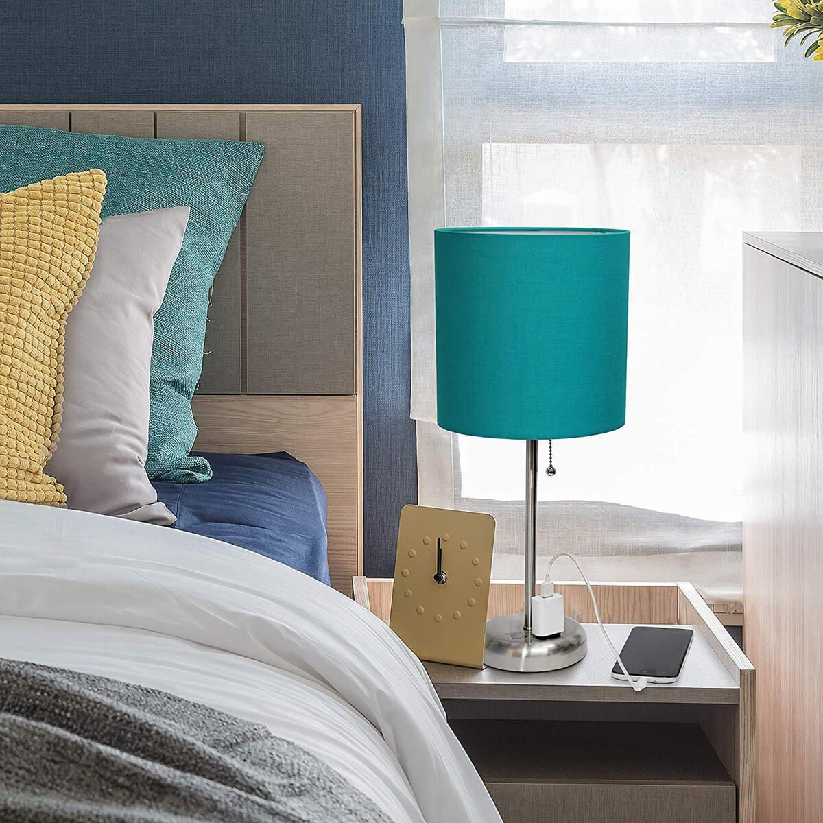 The 25 Best Bedside Table Lamps to Light Up Your Evenings