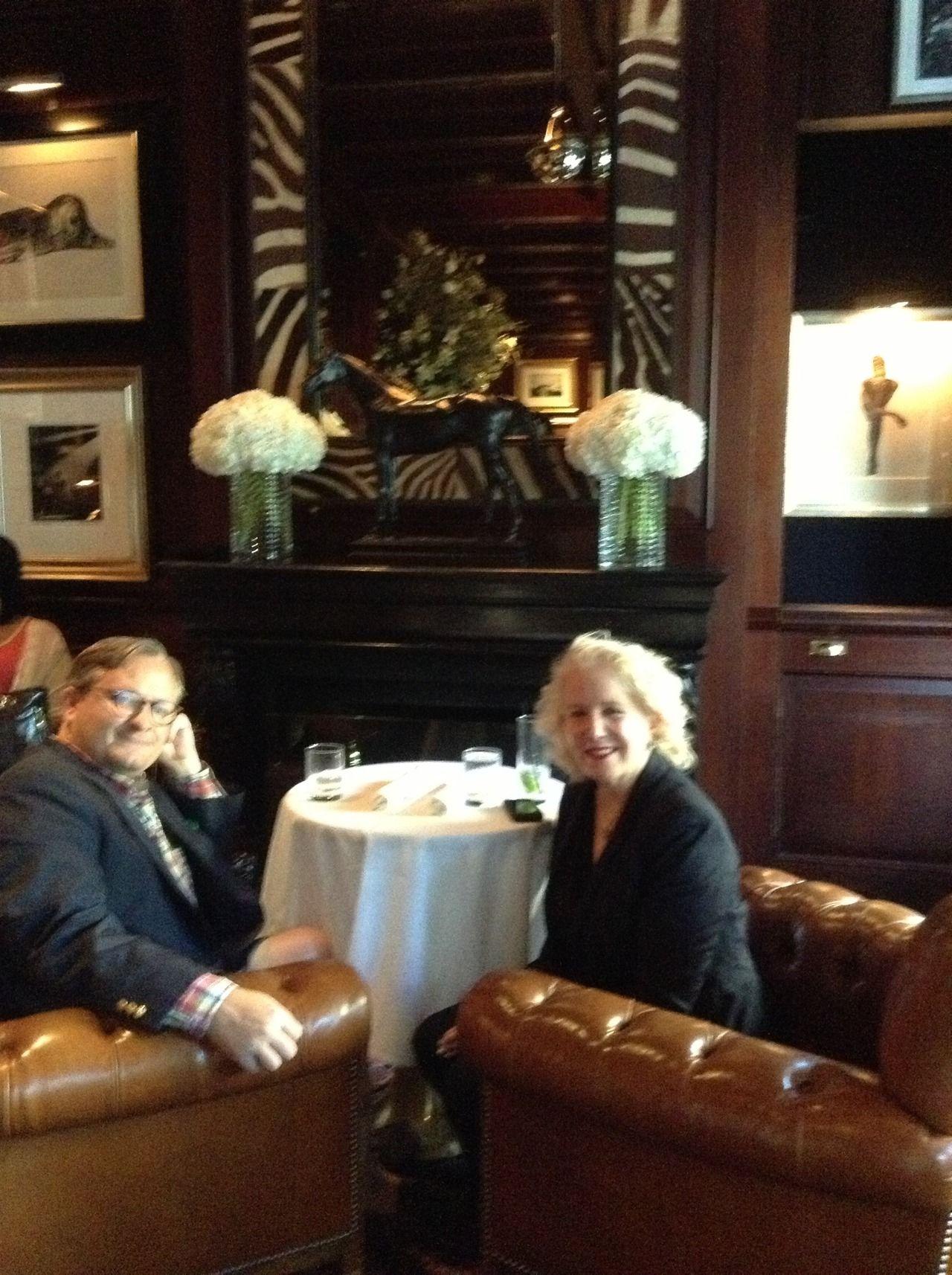 Brion Judge And Barbara Segal Interior Designers With Newport And