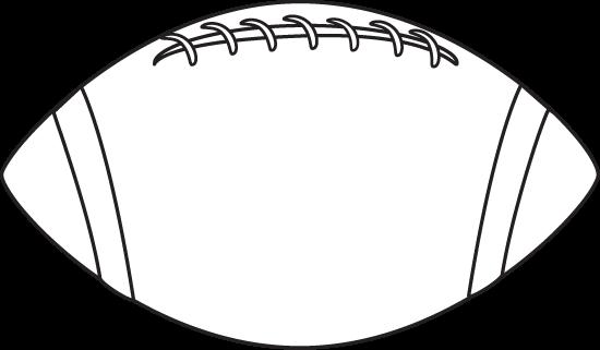 Black And White Football Black And White Football Football Clip Art Clip Art