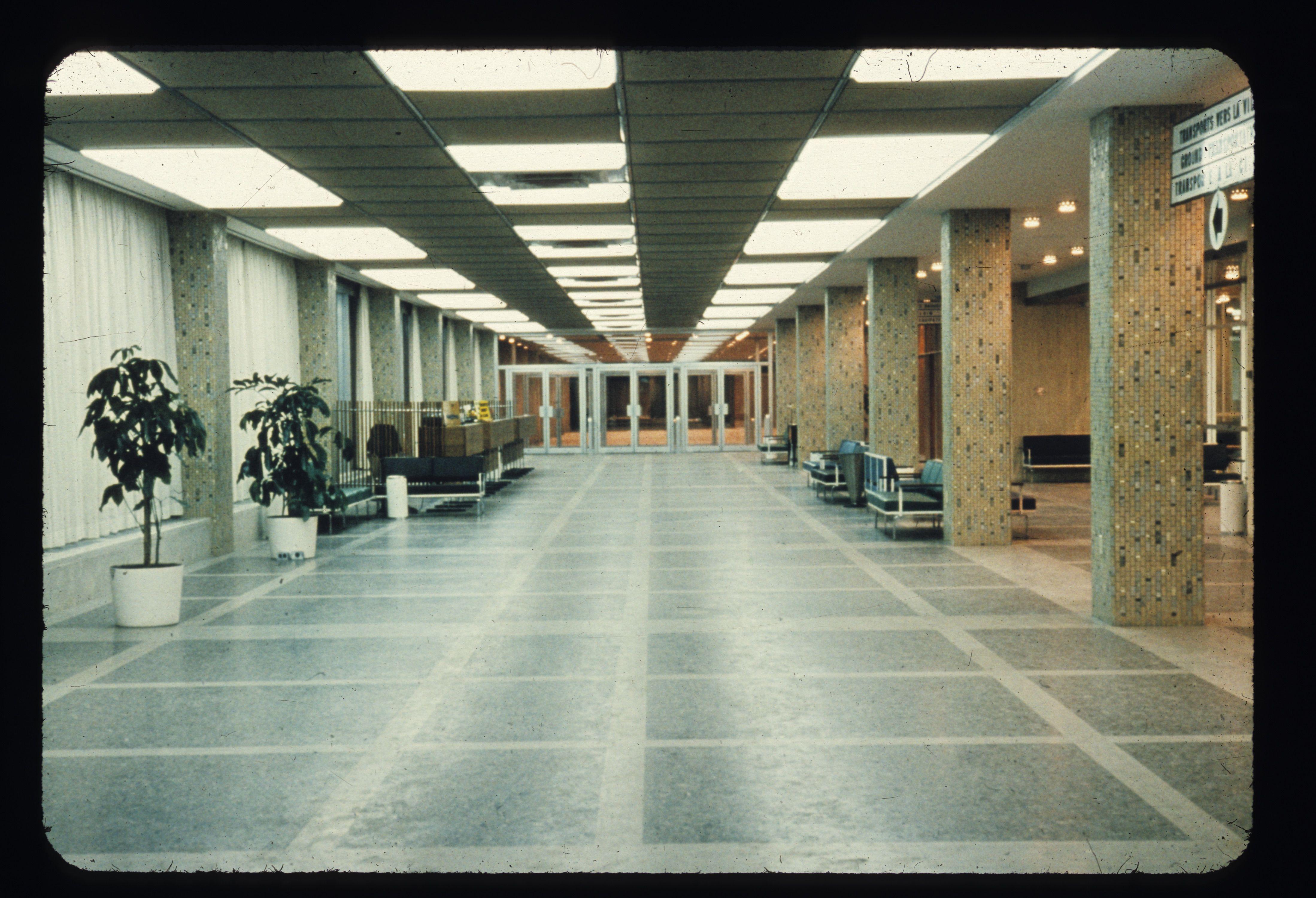 Montreals dorval airport lounge interior design by gsm 1958 montreals dorval airport lounge interior design by gsm solutioingenieria Images